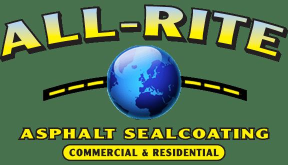 All-Rite Asphalt Sealcoating